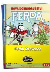 Ferda Mravenec 1-6 - 3xDVD