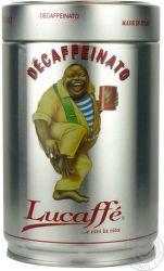 Lucaffé Decaffeinato mletá káva (250g)