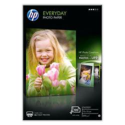 HP Q5441A Everyday - Fotopapír 100 listů 10x15 cm s perforací
