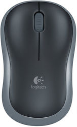 Logitech Wireless Mouse M185 šedá