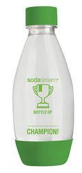 Sodastream Champion Green zelená náhradní láhev (500 ml)