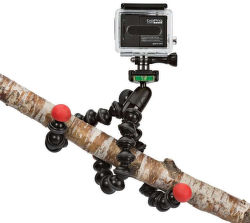 JOBY ACTION TRIPOD WITH GOPRO MOUNT