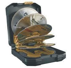 Black & Decker X38085, sada diamantových disků