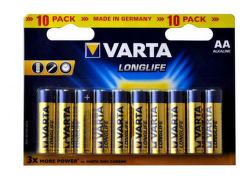 VARTA Longlife AA 10ks
