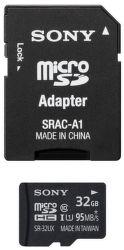 Sony microSDHC 32GB - paměťová karta