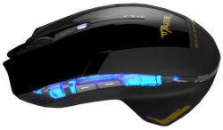 E-Blue myš Mazer R (černá) vystavený kus splnou zárukou