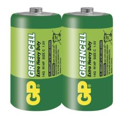 GP Greencell 14G - R14 (C), 2 ks