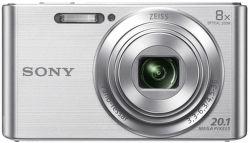 Sony CyberShot DSC-W830 (stříbrný)