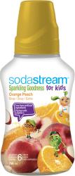 Sodastream Kids pomerančovo-broskvový sirup (750 ml)