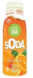 Limo Bar pomerančový sirup (500 ml)