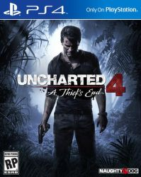 Uncharted 4: A Thiefs End - hra na PS4