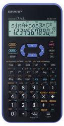 Sharp EL-531XHVLC - kalkulačka