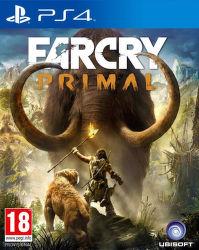 Far Cry Primal - hra pro PS4