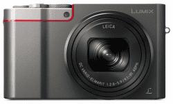 Panasonic Lumix DMC-TZ100 stříbrný