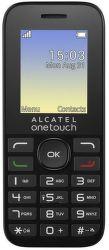 Alcatel OneTouch 1016G černý