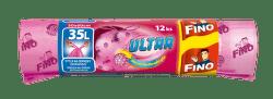 Fino Ultra sáčky do koše 35L/12ks