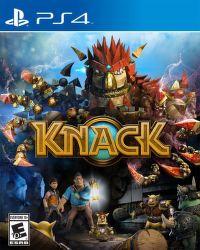 Knack - hra pro PS4