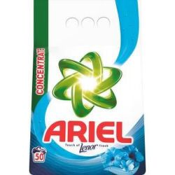 Ariel Touch of Lenor Fresh 50 PD - prací prášek 3,5kg