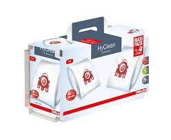 Miele FJM HyClean 3D Efficiency - XXL balení sáčků (16ks + 8 filtrů)