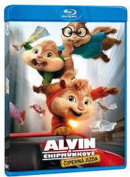 Alvin a Chipmunkové 4: Čiperná jízda - Blu-ray film