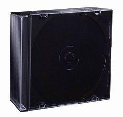 Esperazna Slimbox na CD - 10-pack ve fólii (černý)
