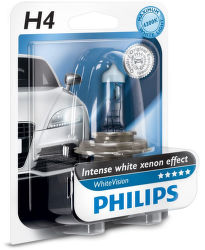 Philips Lighting H4 WhiteVision, Autožárovka
