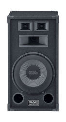 Mac Audio SoundForce 1300 černý (1 ks)