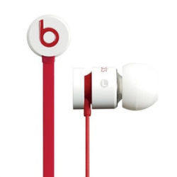 BEATS urBeats In Ear Headphone, Gloss White 900-00077-03