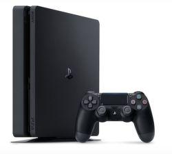 Sony PlayStation 4 Slim 1TB (černý)