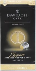 Davidoff Nespresso Café Elegance (10ks)