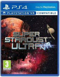 Sony VR Super Stardust Ultra - PS4 hra