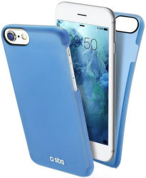 SBS pouzdro pro iPhone 7 (modrá), TEFEELIP7B