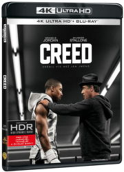 Creed - 2xBD (Blu-ray + 4K UHD film)