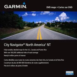 GARMIN City Navigator North America NT, microSD / SD