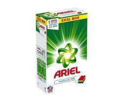 Ariel White & Color 6 kg - prací prostředek na 80 praní