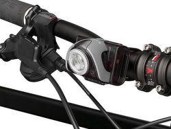 LED Lenser B5R + B2R LED, Šedé + zadní světlo