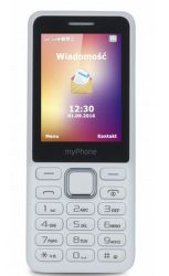 MyPhone 6310 bílý