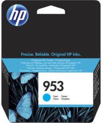 HP No. 953 Cyan (azurová)