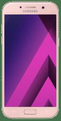Samsung Galaxy A5 2017 růžový