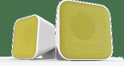 SpeedLink Snappy bílo-žluté