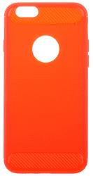 Winner iPhone 6 červené pouzdro carbon