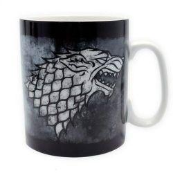 Game of Thrones Stark hrnek (460ml)