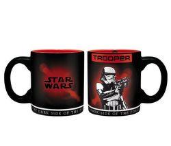 Star Wars Vader a Trooper set minihrnků (2ks/110ml)