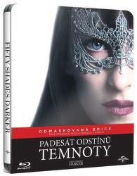 Padesát odstínů temnoty Steelbook - Blu-ray film