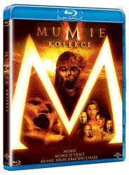 Mumie kolekce - 3xBlu-ray film