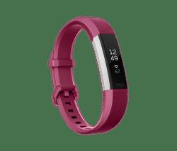 Fitbit Alta HR L růžový