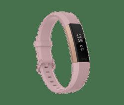 Fitbit Alta HR L ružovo zlatý