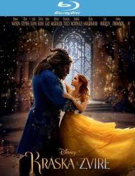 Kráska a zvíře - Blu-ray film