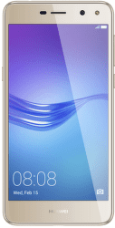 Huawei Y6 2017 zlatý