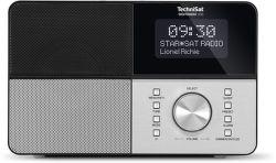 TechniSat DigitRadio 306 stříbrné vystavený kus splnou zárukou